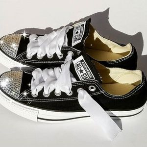 bfb32ad5a580ae Women s Bling Converse Sneakers on Poshmark
